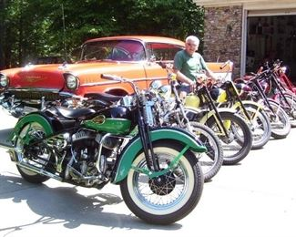 buddy and bikes