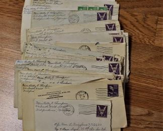 1940's Love Letters