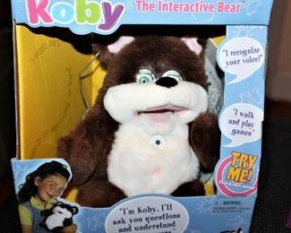 Vintage Koby Bear