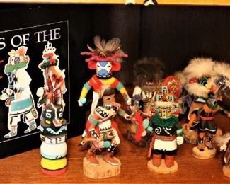 Kachina Dolls a few remaining