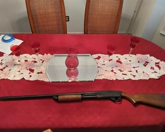 Springfield Model 67 Series B Pump Shotgun 12 gauge