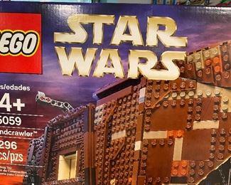 Star Wars Lego Sandcrawler