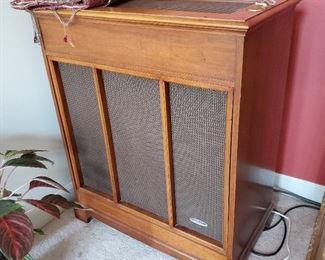 Speaker for Hammond organ