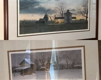 John Furches artist framed prints