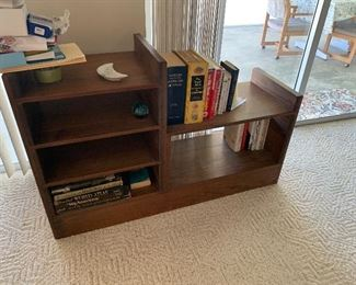 Bookcase/entertainment all wood $80