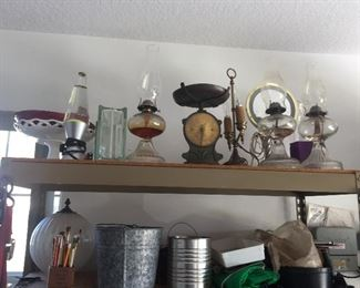 More antiques and stuff