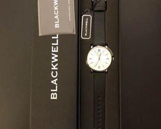 Men's Blackwell Automatic New In Box ($325.00 Retail) https://ctbids.com/#!/description/share/305628
