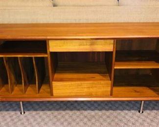 Mid-Century Modern Teak Stereo Cabinet - Farrup Danish https://ctbids.com/#!/description/share/305631