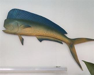 Fish Art offered by Susie's Estates