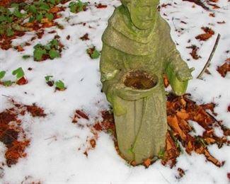 Cast Concrete St. Francis