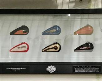 Harley Davidson Tank Collection