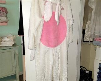Large adult bunny costumes