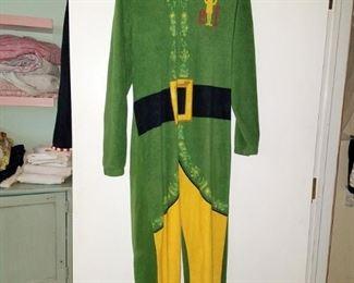 Large adult Elf costume