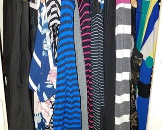 Attractive women's clothing