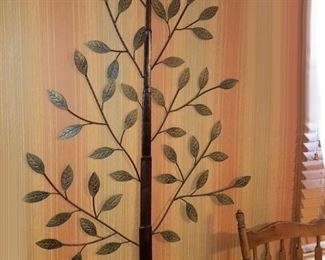 Large wall decor - metal tree