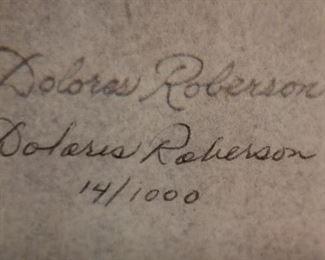 Roberson signature