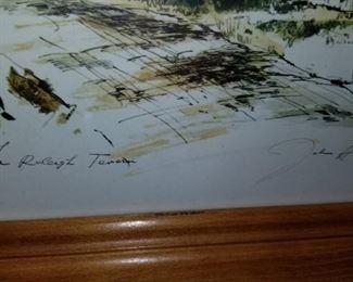 The Raleigh Tavern by John Hayman