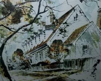"""The Raleigh Tavern"" John Haymon"