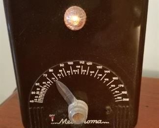 Vintage Metronoma Metronome