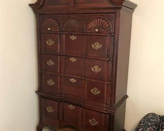 High Boy Chest of Drawers $ 280.00