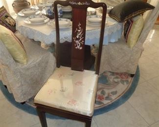 One of the beautiful Chairs
