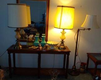 Mid century decor