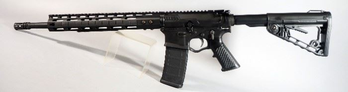 American Tactical ATI AR-15 Maxx Omni Hybrid Multi-Cal / 5.56 Rifle SN# NS166132, Adjustable Stock, 30 Rd Mag, In Original Box