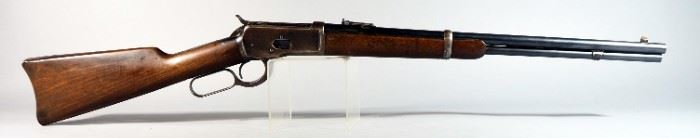 Winchester Model 1892 25-20 WCF Lever Action Rifle SN# 583380, With Saddle Ring