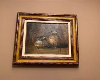 Paintings oil