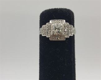 Size 6 Diamond cluster ring https://ctbids.com/#!/description/share/314042