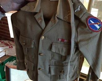 Rare Mini Army Suit