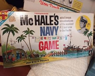 Lots Of Rare 1950's and 60's Games