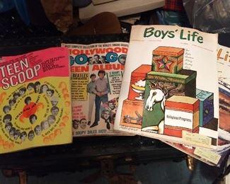 Lots Of 1960's Teen Magazines