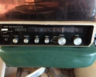 Early Sony Radio