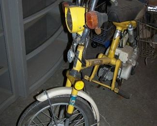 Honda Express Moped scooter