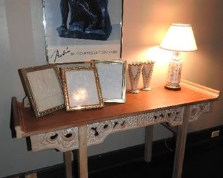 Altar table is Sold.