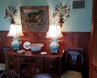 Sideboard is Sold.