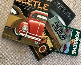 Books on cars