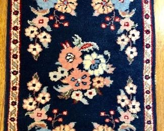 1 of 2 rugs small size