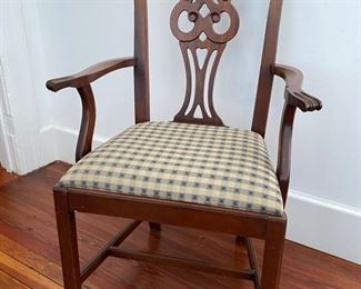 Link Taylor Dining Chairs, Set of 8.