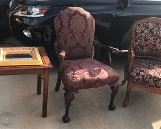Stately Chairs