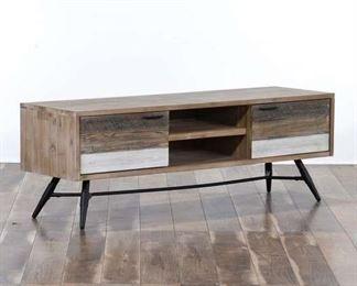 Design Evolution Contemporary Media Center Cabinet