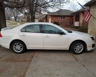 2011 Ford Fusion 108,119 Miles Clean Title