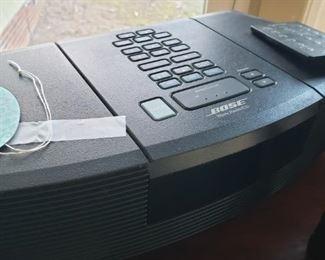 Bose CD radio
