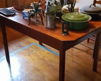 Primitive Farm Table