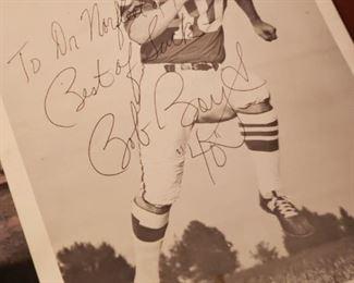 Signed Bob Boyd photo