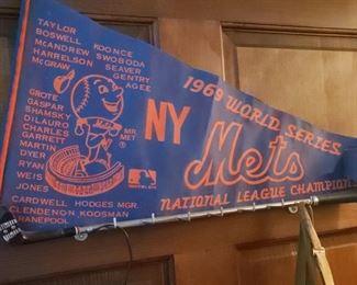 New York Mets Pennant