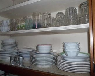 everyday dishes.