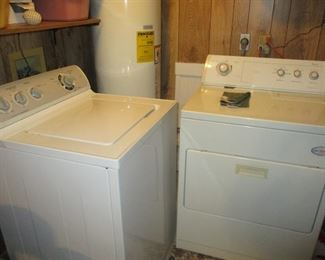 Two LIKE NEW Washer and DRYER