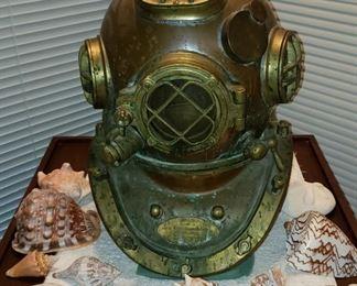 US Navy Diving Helmet Mark V